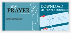 MY PRAYER BOOKLET