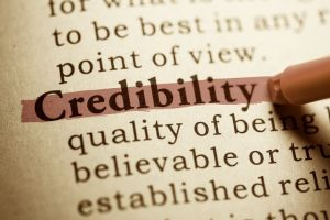 Credibility of any Scripture